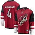 Fanatics Branded Niklas Hjalmarsson Arizona Coyotes Garnet Breakaway Player Jersey