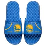 ISlide Golden State Warriors Youth Royal Away Jersey Slide Sandals