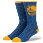 Stance Golden State Warriors Jersey Socks