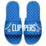 ISlide LA Clippers Youth Royal Away Jersey Slide Sandals