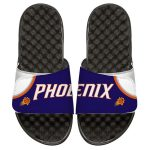 ISlide Phoenix Suns White Away Jersey Split Slide Sandals