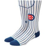 Stance Chicago Cubs Home Jersey Crew Socks