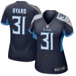Nike Kevin Byard Tennessee Titans Women's Navy New 2018 Game Jersey