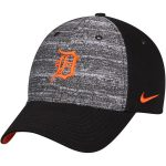 Nike Detroit Tigers Heathered Gray/Black New Day H86 Adjustable Hat