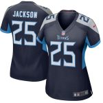 Nike Adoree' Jackson Tennessee Titans Women's Navy New 2018 Game Jersey