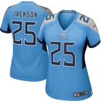Nike Adoree' Jackson Tennessee Titans Women's Light Blue New 2018 Game Jersey