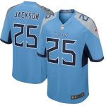 Nike Adoree' Jackson Tennessee Titans Light Blue New 2018 Game Jersey