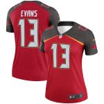 Nike Mike Evans Tampa Bay Buccaneers Women's Red Legend Jersey