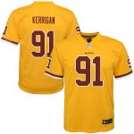 Nike Ryan Kerrigan Washington Redskins Youth Gold Color Rush Game Jersey