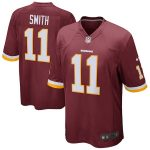 Nike Alex Smith Washington Redskins Burgundy Game Jersey