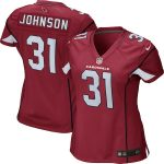 Nike David Johnson Arizona Cardinals Women's Cardinal Game Jersey