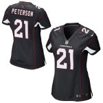 Nike Patrick Peterson Arizona Cardinals Women's Black Game Jersey
