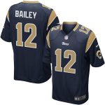 Nike Stedman Bailey Los Angeles Rams Youth Navy Game Jersey