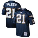 Mitchell & Ness LaDainian Tomlinson San Diego Chargers Navy Throwback Authentic Retired Player Jersey