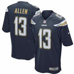 Nike Keenan Allen Los Angeles Chargers Youth Navy Game Jersey