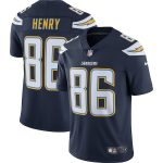 Nike Hunter Henry Los Angeles Chargers Youth Navy Game Jersey