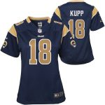 Nike Cooper Kupp Los Angeles Rams Girls Youth Navy Game Jersey