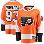 Fanatics Branded Jakub Voracek Philadelphia Flyers Orange Breakaway Player Jersey