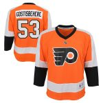 Shayne Gostisbehere Philadelphia Flyers Infant Orange Replica Player Jersey