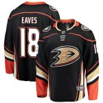 Fanatics Branded Patrick Eaves Anaheim Ducks Black Breakaway Player Jersey