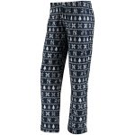 New York Yankees Women's Navy Holiday Print Pant