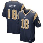 Nike Cooper Kupp Los Angeles Rams Youth Navy Player Game Jersey