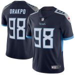 Nike Brian Orakpo Tennessee Titans Navy New 2018 Vapor Untouchable Limited Jersey