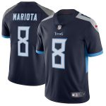 Nike Marcus Mariota Tennessee Titans Navy New 2018 Vapor Untouchable Limited Jersey