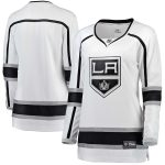 Fanatics Branded Los Angeles Kings Women's White Away Breakaway Jersey