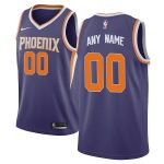 Nike Phoenix Suns Purple Swingman Custom Jersey - Icon Edition