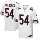 Nike Brian Urlacher Chicago Bears Youth Game Jersey - White