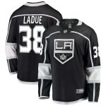 Fanatics Branded Paul LaDue Los Angeles Kings Black Breakaway Jersey