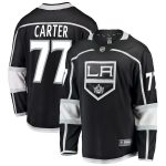 Fanatics Branded Jeff Carter Los Angeles Kings Black Breakaway Jersey