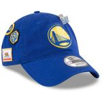 New Era Golden State Warriors Royal 2018 Draft 29TWENTY Fitted Hat