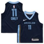 Nike Mike Conley Memphis Grizzlies Toddler Navy Replica Player Jersey - Icon Edition