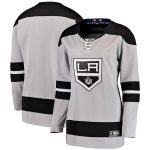 Fanatics Branded Los Angeles Kings Women's Gray Alternate Breakaway Jersey