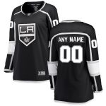 Fanatics Branded Los Angeles Kings Women's Black Home Breakaway Custom Jersey