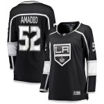 Fanatics Branded Michael Amadio Los Angeles Kings Women's Black Breakaway Player Jersey