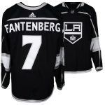 Fanatics Authentic Oscar Fantenberg Los Angeles Kings Game-Used #7 Black Jersey from the 2018 NHL Playoffs - Size 56
