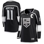 Fanatics Branded Anze Kopitar Los Angeles Kings Women's Black Home Breakaway Player Jersey
