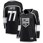 Fanatics Branded Jeff Carter Los Angeles Kings Women's Black Breakaway Player Jersey