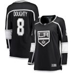 Fanatics Branded Drew Doughty Los Angeles Kings Women's Black Breakaway Player Jersey