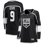 Fanatics Branded Adrian Kempe Los Angeles Kings Women's Black Breakaway Player Jersey