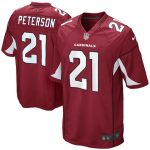Nike Patrick Peterson Arizona Cardinals Youth Cardinal Team Color Game Jersey