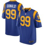 Nike Aaron Donald Los Angeles Rams Youth Royal Game Jersey