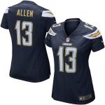 Nike Keenan Allen Los Angeles Chargers Girls Youth Navy Game Jersey
