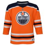 Edmonton Oilers Preschool Orange Home Replica Jersey