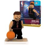 OYO Sports Kevin Love Cleveland Cavaliers Player Away Jersey Minifigure