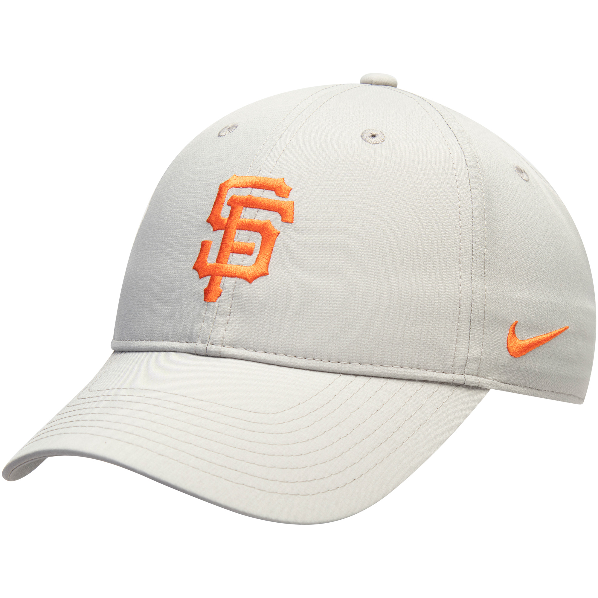 official photos 0951f 5b7f3 Nike San Francisco Giants Gray Legacy 91 Adjustable Performance Hat