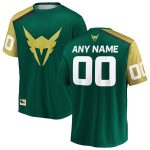Los Angeles Valiant Green Overwatch League Home Custom Jersey